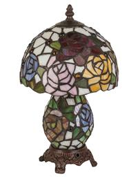 Tiffany's Rose Lamp