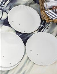 Picnic Ants Plates (Set Of 4)