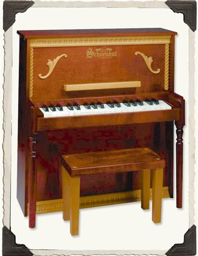 SCHOENHUT LIMITED EDITION CHILDREN'S PIANO
