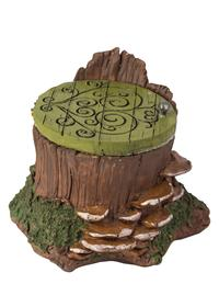 Fairy Entrance Stump