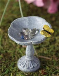 Butterfly Bird Bath Pick