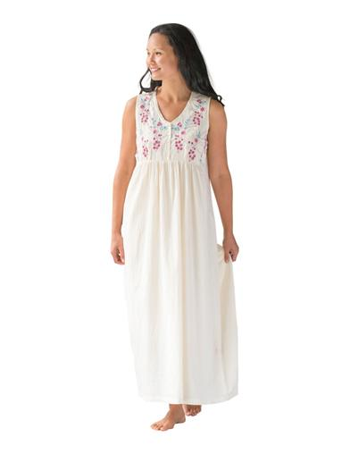 April Cornell Belle Flower Nightie