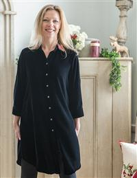 April Cornell Rendezvous Velvet Tunic