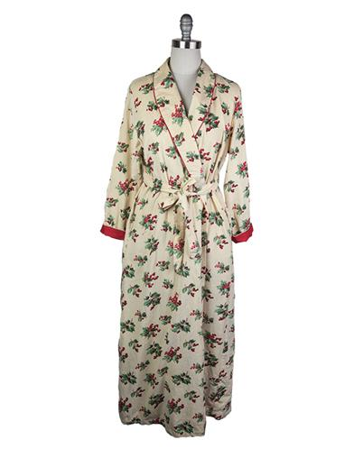 April Cornell Holly Dressing Gown