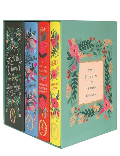 The Puffin In Bloom Book Collection