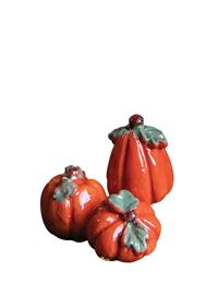 Micro Pumpkin Picks (Set Of 3)
