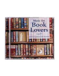 Music For Book Lovers Cd