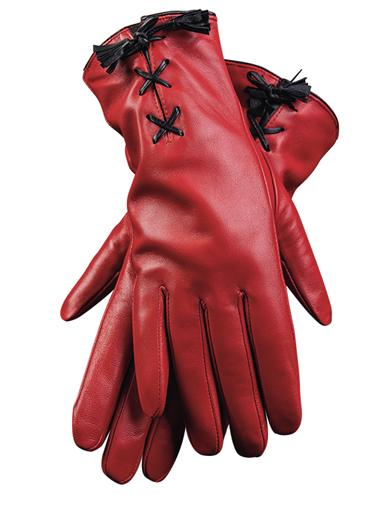 Vintage Style Gloves- Long, Wrist, Evening, Day, Leather, Lace Crimson Corset Gloves Small $34.95 AT vintagedancer.com