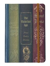 Victorian Age Book Lover Journal