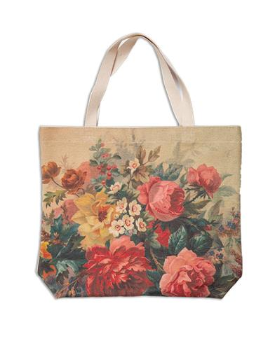 Nature's Bouquet Tote