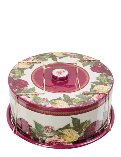 Bowl Of Roses Cake Carrier