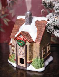 Christmas Cottage Oil Diffuser