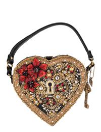 Mary Frances Key To My Heart Purse