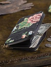 Rossetti Tapestry Travel Wallet