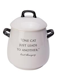 One Cat Leads To Another Jar