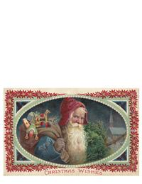 Christmas Eve Delivery Placemats (Set Of 24)