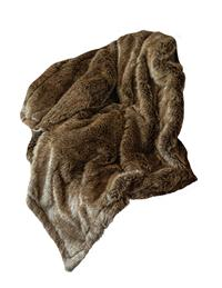 Siberian Sleigh Ride Throw