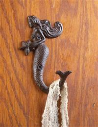 Mermaid Wall Hook