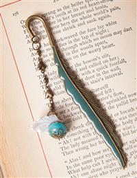 Plume Of The Pages Bookmark