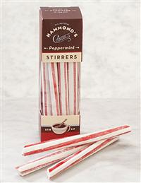 Natural Peppermint Stirrers