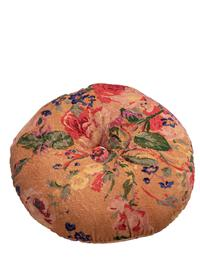 Garden Glory Velvet Cushion