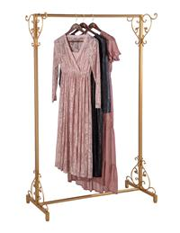 Gold Versailles Clothing Rack