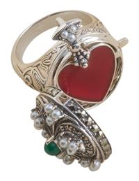 Bless Your Irish Heart Ring