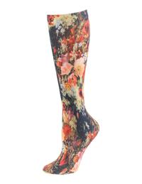 Garden's Exuberance Compression Socks