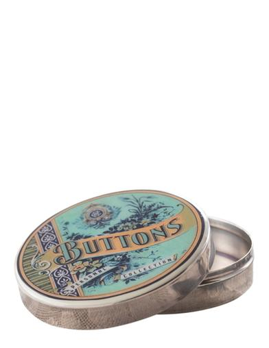 Buttons Keepsake Tin