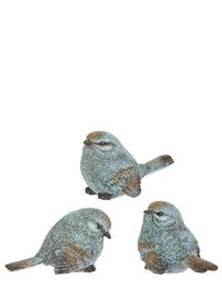 Sparrows Of Dowling Hall (Set Of 3)