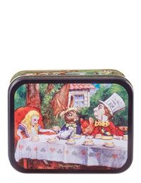 Alice In Wonderland Collector Puzzle & Tin