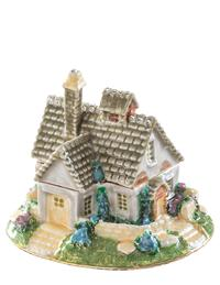 Cottage Trinket Box