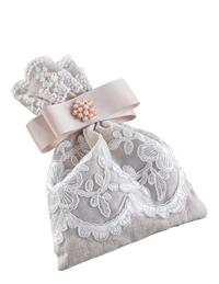 Jeweled Rose Sachet