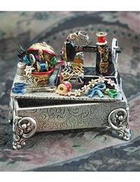 Seamstress' Trinket Box