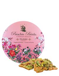 Pistachio Brittle In Keepsake Tin