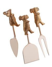 Three Fine Mice Cheese Cutlery (Set Of 3)