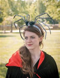 Black Widow Headband