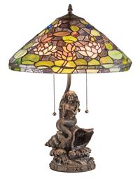 Mermaid's Lagoon Lamp