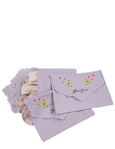 Hopeless Romantic Garment Pouches (Set Of 3)
