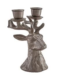 Stately Stag Candle Holder