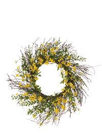 Forysthia Wreath
