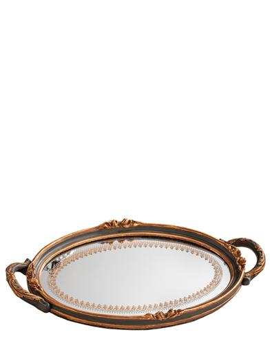 Victorian Makeup Guide & Beauty History Vanity Fair Mirror Tray $34.95 AT vintagedancer.com