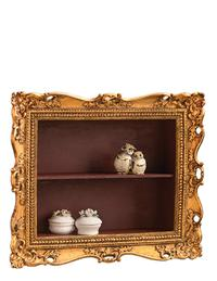 Belle Baroque Shadow Box Shelf