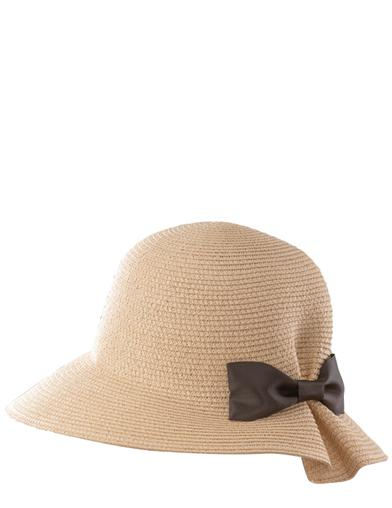 Women's Vintage Hats | Old Fashioned Hats | Retro Hats Packable Bow Hat $24.95 AT vintagedancer.com