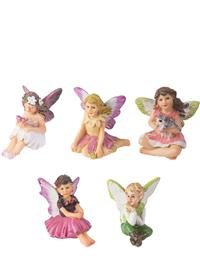 Fairies Of Flora Collection