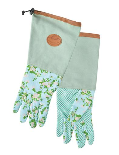 Wild Rose Garden Gloves