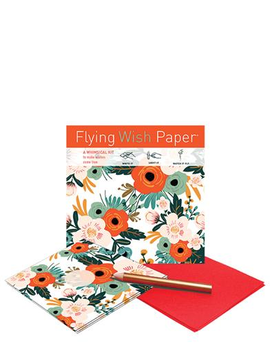 Dogwood Flying Wish Paper Kit