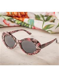 Rosy Outlook Sunglasses