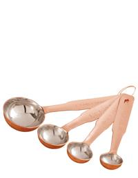 Nesting Copper Measuring Spoons (Set Of 4)