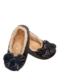 Beautiful Dreamer Velvet Slippers